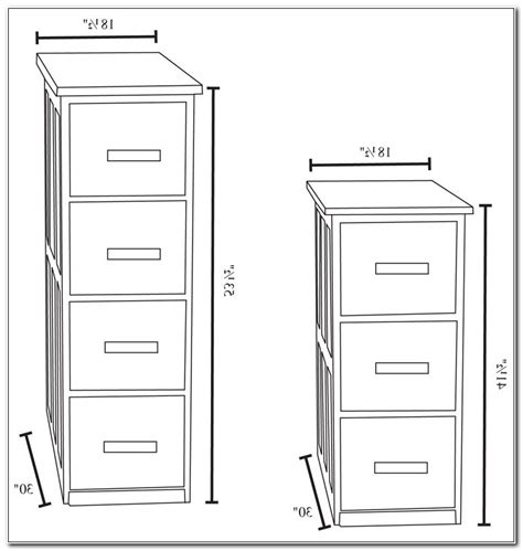 built in file cabinet dimensions 4 drawer filing cabinet dimensions download page best