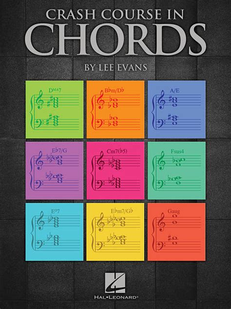 crash course in chords composer arranger