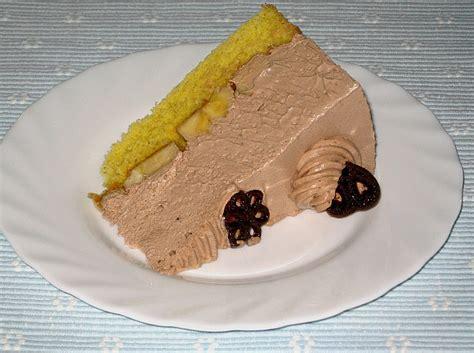 kuchen banane schoko biskuit kuchen mit banane beliebte rezepte