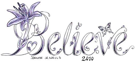 lily name tattoo ideas believe lily tattoo design denise a wells google my
