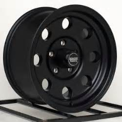 5 Lug Dodge Truck Wheels 15 Inch Black Wheels Rims Ford F150 Dodge Ram Truck Jeep