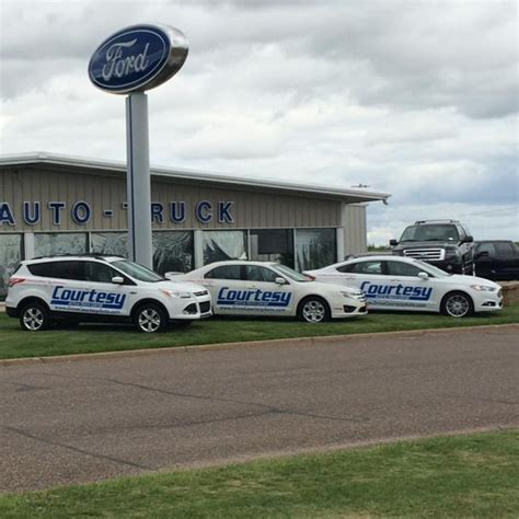 courtesy ford thorp courtesy auto and truck center in thorp wi 54771 citysearch