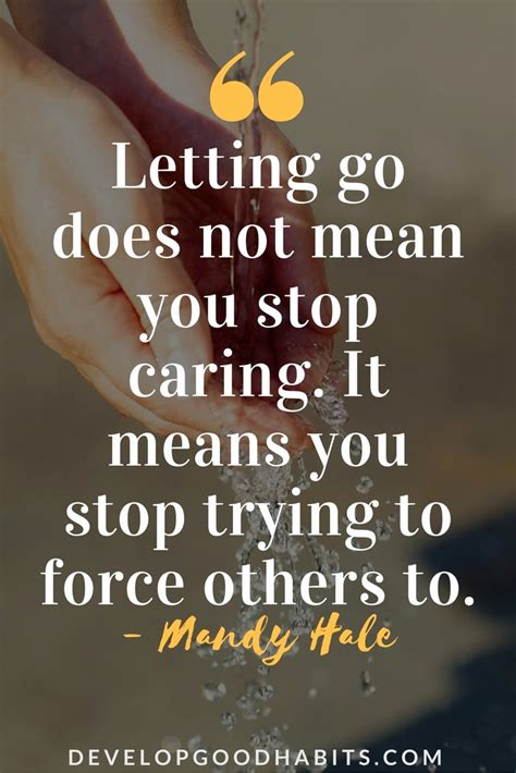 Does It Stop by Quotes About Moving On And Letting Go Letting Go