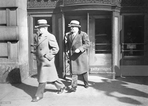 Rosie Exits Revolving Door Of The View by Al Capone Preceded By An Unidentified Exits A