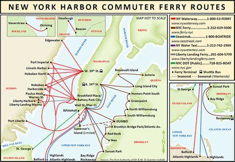 u boat new york harbor ferry transportation the port authority of ny nj