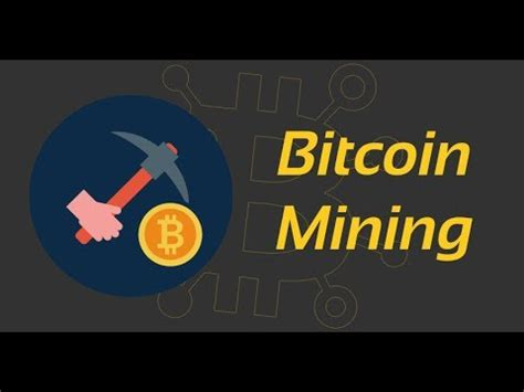 Bitcoin Mining For Beginners Part by Bitcoin For Beginners Learn How To Mine Bitcoin Part 1