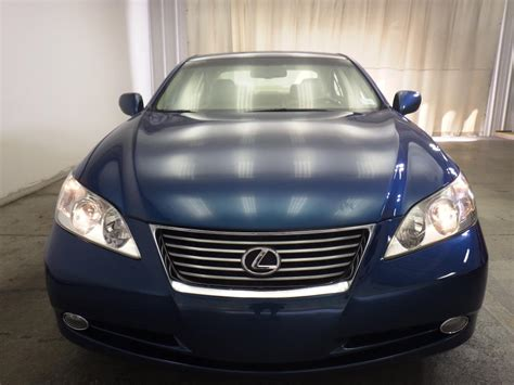 Lexus Es 350 For Sale by 2007 Lexus Es 350 For Sale In Pensacola 1320009541