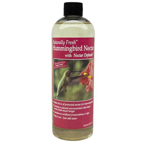 premade hummingbird oriole nectar mix