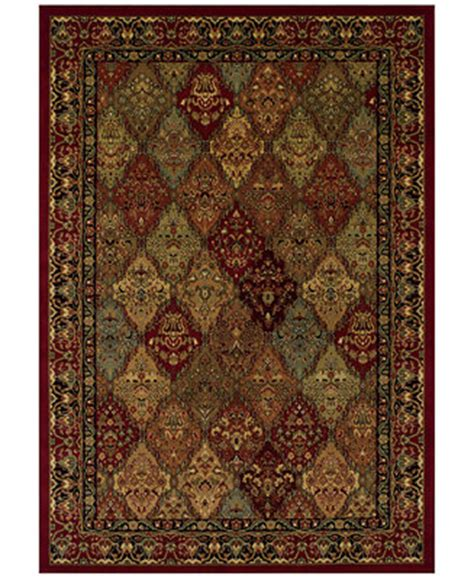 Closeout Dalyn St Charles Wb38 Red Area Rug Rugs Macy S Macys Area Rugs