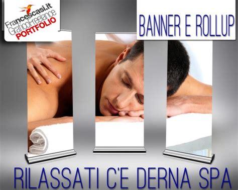 roll up testo grafica banner roll up per spa francescasi it