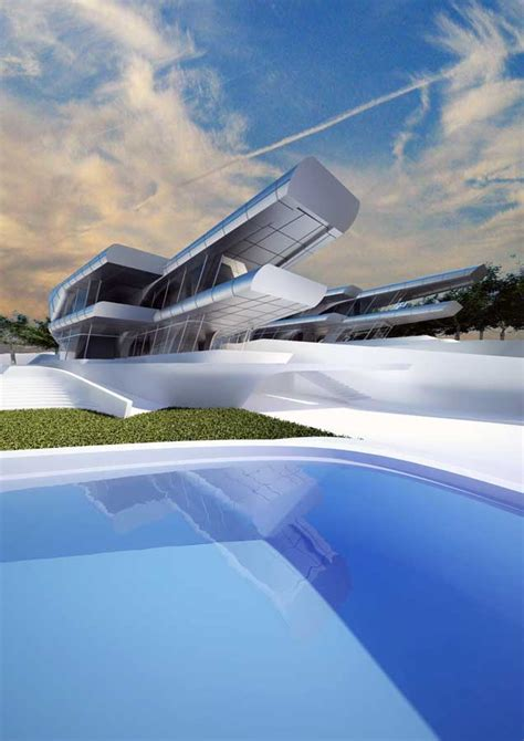 Architect Design Homes Nassim Villas Singapore Luxury Houses Zaha Hadid Homes