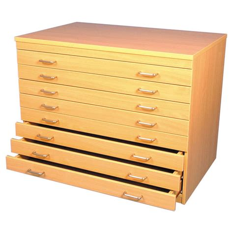 Paper Storage Units by A1 Paper Storage 8 Drawers