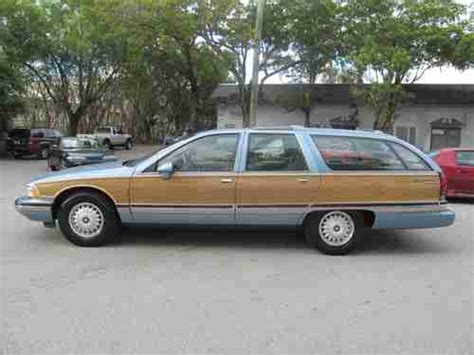 automobile air conditioning service 1993 buick roadmaster transmission control sell used 1993 buick roadmaster estate wagon collector edition loaded like new in fort