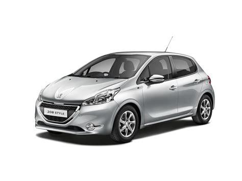 Peugeot Neuwagen Sondermodelle Style Bei Peugeot