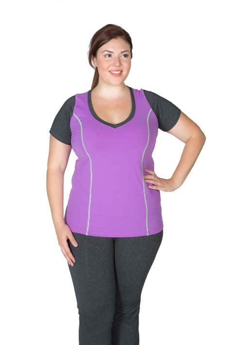 lola getts active plus size workout gear stylish