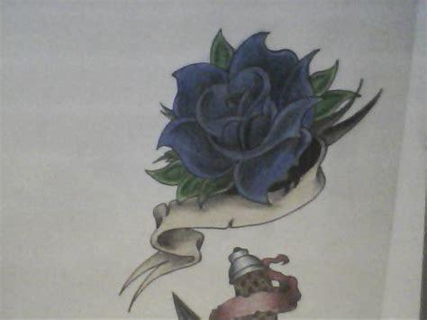 blue rose tattoo shop blue flash by unveilingpants on deviantart