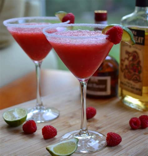 raspberry margarita raspberry margaritas