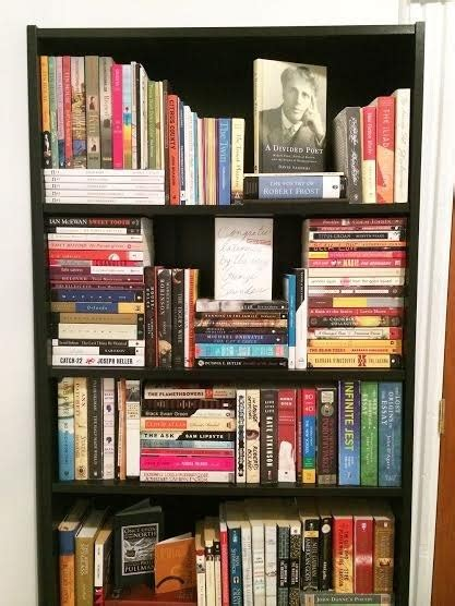 bookshelf organization ideas quot simply rearranging your books can work wonders 34