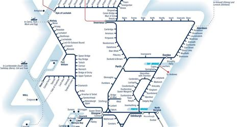 scotrail map rail passengers at more than 50 stations will be able to