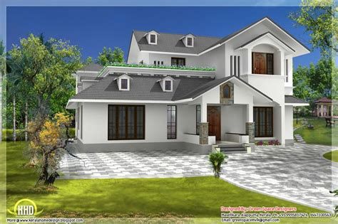 sloping roof home with vastu shastra norms home