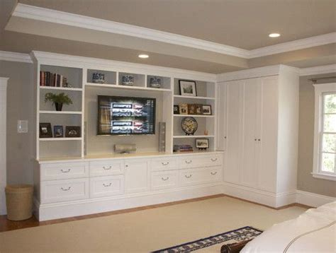 Built Ins Master Bedroom Google Search For The Home