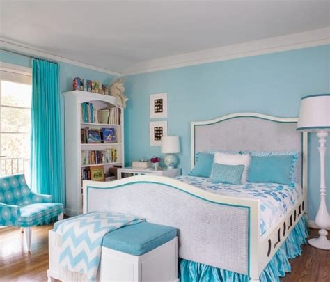 blue bedroom ideas for teenagers feminine girly blue bedroom kids rooms pinterest