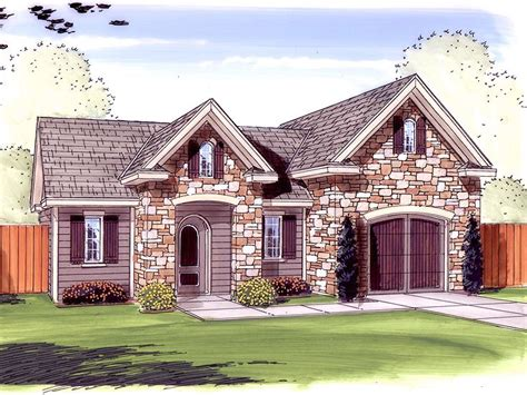 House Plans With Drive Through Garage by Drive Thru Garage Plans 1 Car Drive Thru Garage Plan