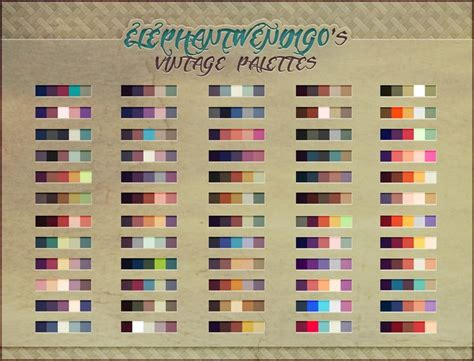 paint tool sai color swatches 81 best palettes images on colour palettes