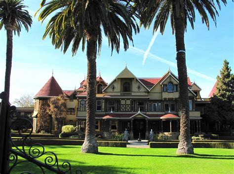 winchester house san jose panoramio photo of winchester mystery house san jose california