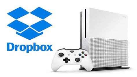 dropbox xbox dropbox per xbox one una nuova frontiera technoblitz it