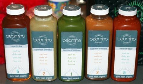 Free Detox San Diego by Beaming Organic Detox Cleanse San Diego
