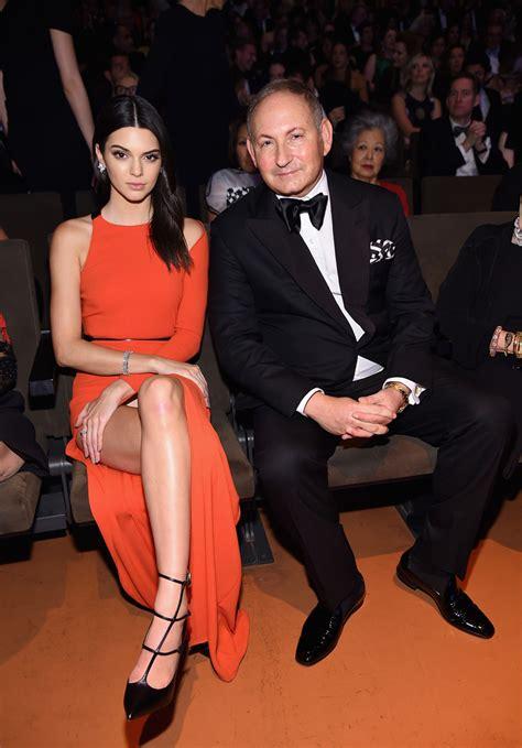 Kendall Jenner Peach Pantie Upskirt