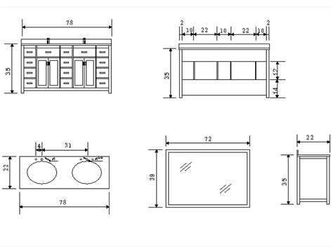 bathroom sink measurements bathroom design
