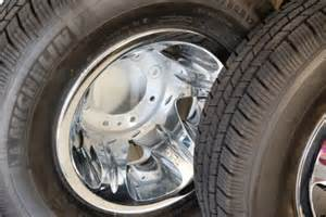 chevy 3500 dually oem factory wheels with simulators