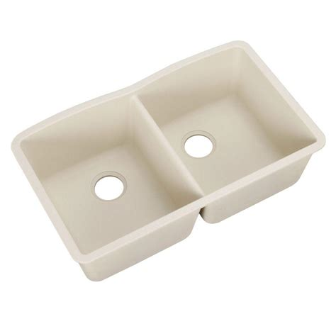 Composite Undermount Kitchen Sink Blanco Undermount Granite Composite 32 In Equal