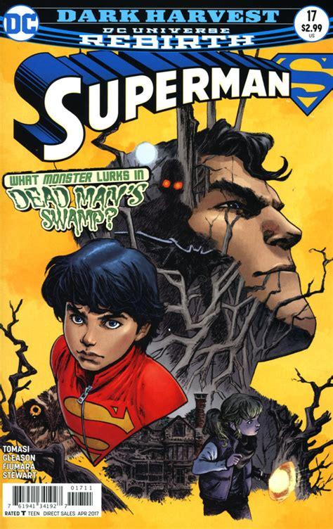 Dc Comics Superman 15 March 2017 superman homepage