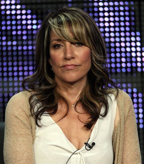 gema hair styles sons of anarchy more pics of katey sagal medium curls with bangs 10 of 10