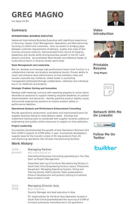venture capital resume sle 54 images bank resume