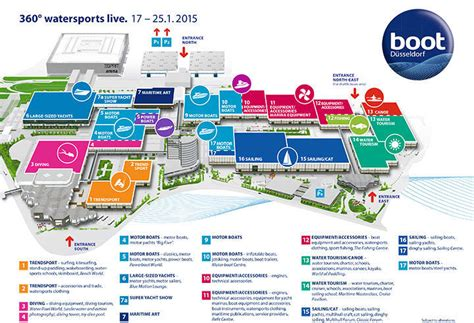 boat show 2017 map dusseldorf boat show 2015