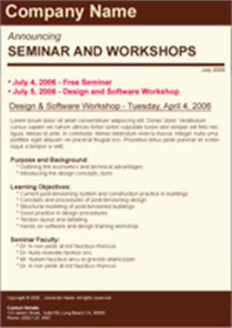 Education Email Templates Benchmark Email Workshop Invitation Email Template