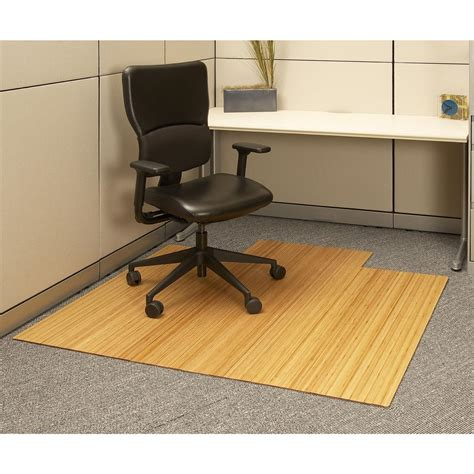Office Chair Rug Anji Mountain Bamboo Rug Co 174 Bamboo Roll Up Office