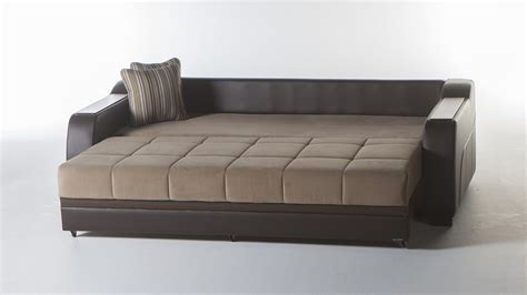 leather sofa beds with storage ultra sofa bed with storage