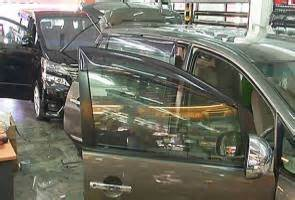 Cermin Side Mirror Persona cermin gelap kereta bukan aksesori tetapi keperluan