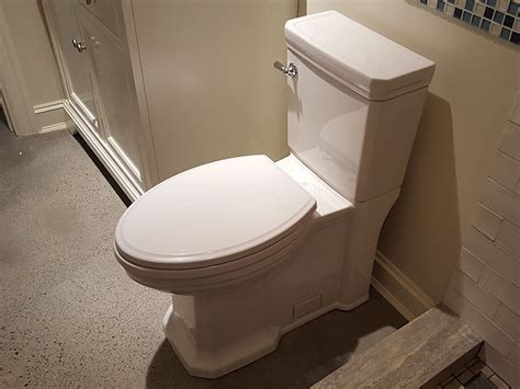 Toilet Tank 101 by Dxv Fitzgerald D2205ca 101 Toilet Installation With