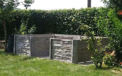 hochbeet in l form hochbeet u form 670 betonfertigteile in steinoptik