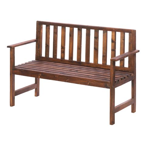 Wholesale Garden Grove Wood Bench Buy Wholesale Garden
