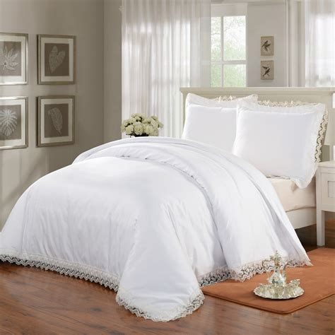cream lace comforter 300thread count bedding set with cream lace 1 duvet cover