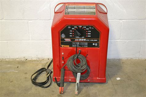 lincoln electric ac 225 stick welder lincoln electric ac 225 stick welder the equipment hub