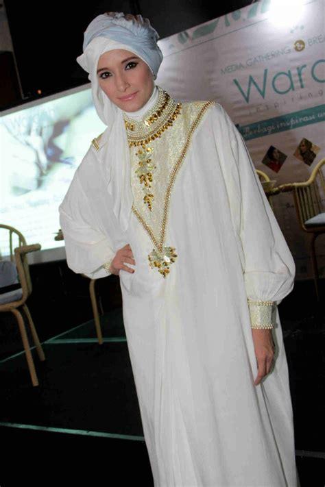 Khimar Syar I Ratu Jaman Now gaya stylish syar i ala selebritis co id