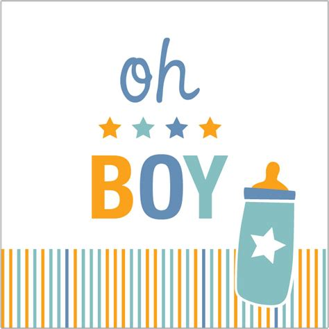 Baby Shower Boy by Oh Boy Baby Shower Collection I To